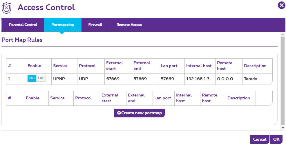 How do I set up a port forwarding on my B-box 3 | edpnet be