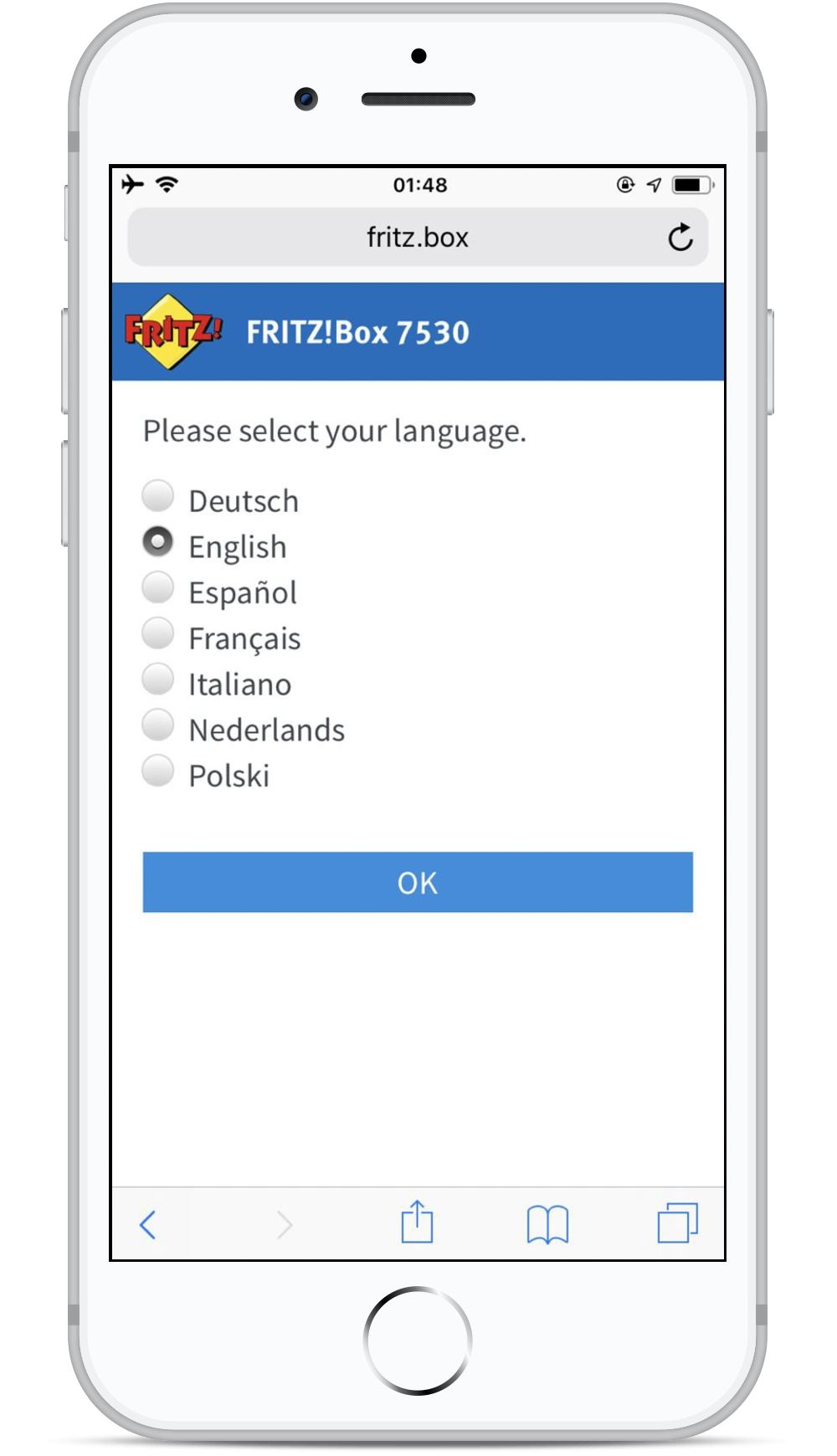 How do I install and configure my FRITZBox 20