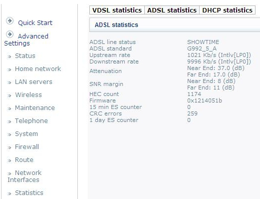 How do I install and configure my Sagem 3464 modem